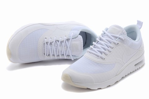 Nike Air Max Thea Pas Cher Rouge