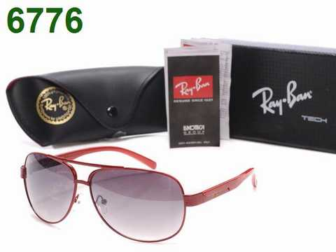 ray ban femme solaire pas cher