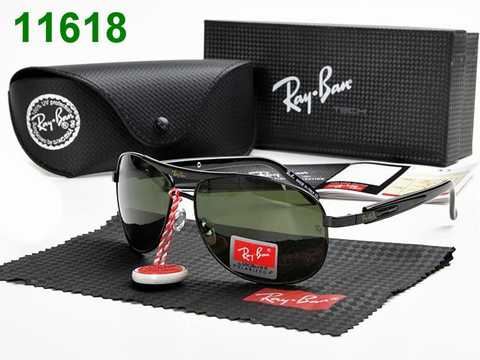 lunette ray ban homme sport